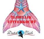 Dutch Tails zeemeerminnen staart schubben zeester