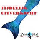 Zeemeermin-set-schubben-blauw