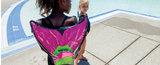 Dutch Tails rugtas Finis Atlantis/mermaid monovin