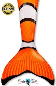Dutch Tails zeemeermin staart schubben Nemo