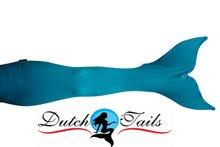 Dutch Tails zeemeermin staart blauw